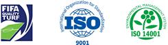 FIFA, ISO 9001, ISO 14001
