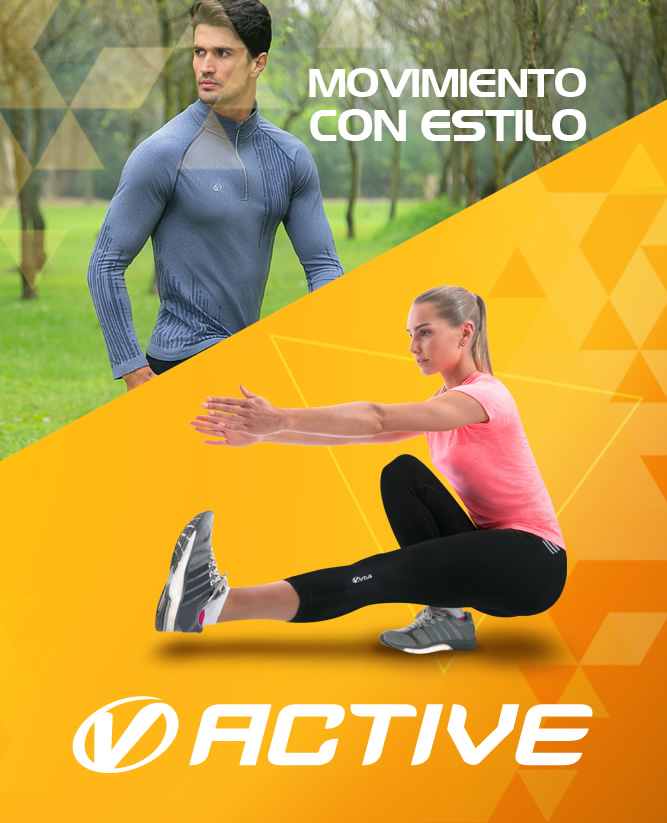 Active - Movimiento con estilo