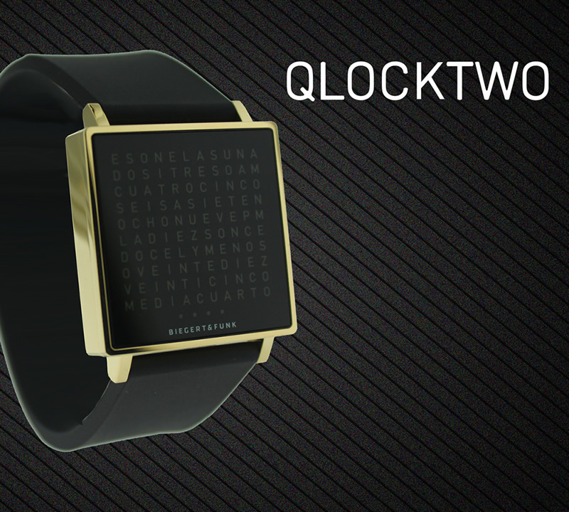 Qlock Two
