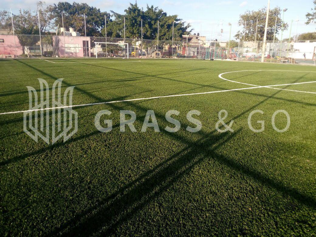 Cancha fútbol 7 - Cancún, Q. Roo