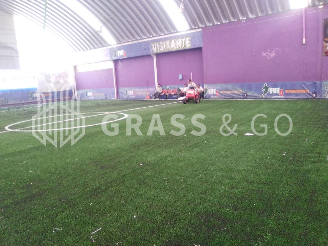 Cancha de fútbol cinco - Calpulalpan, Tlaxcala.