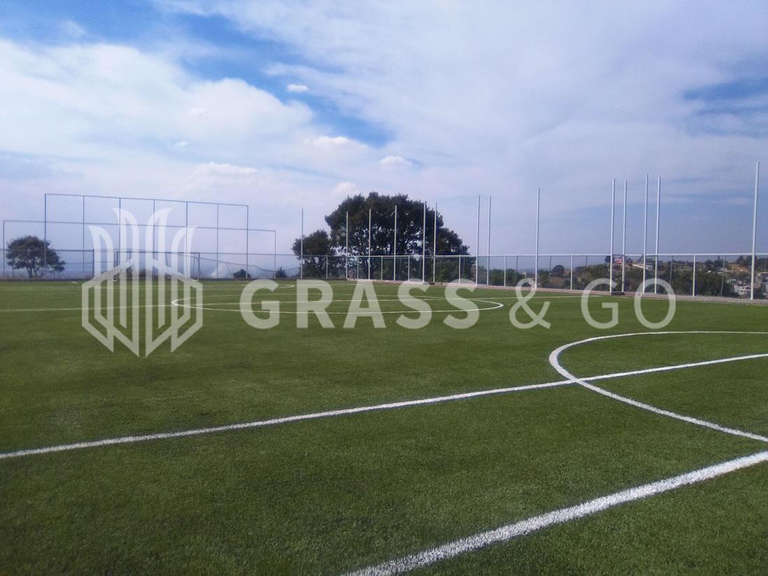 Cancha de fútbol siete - Lerma, Edo. de México