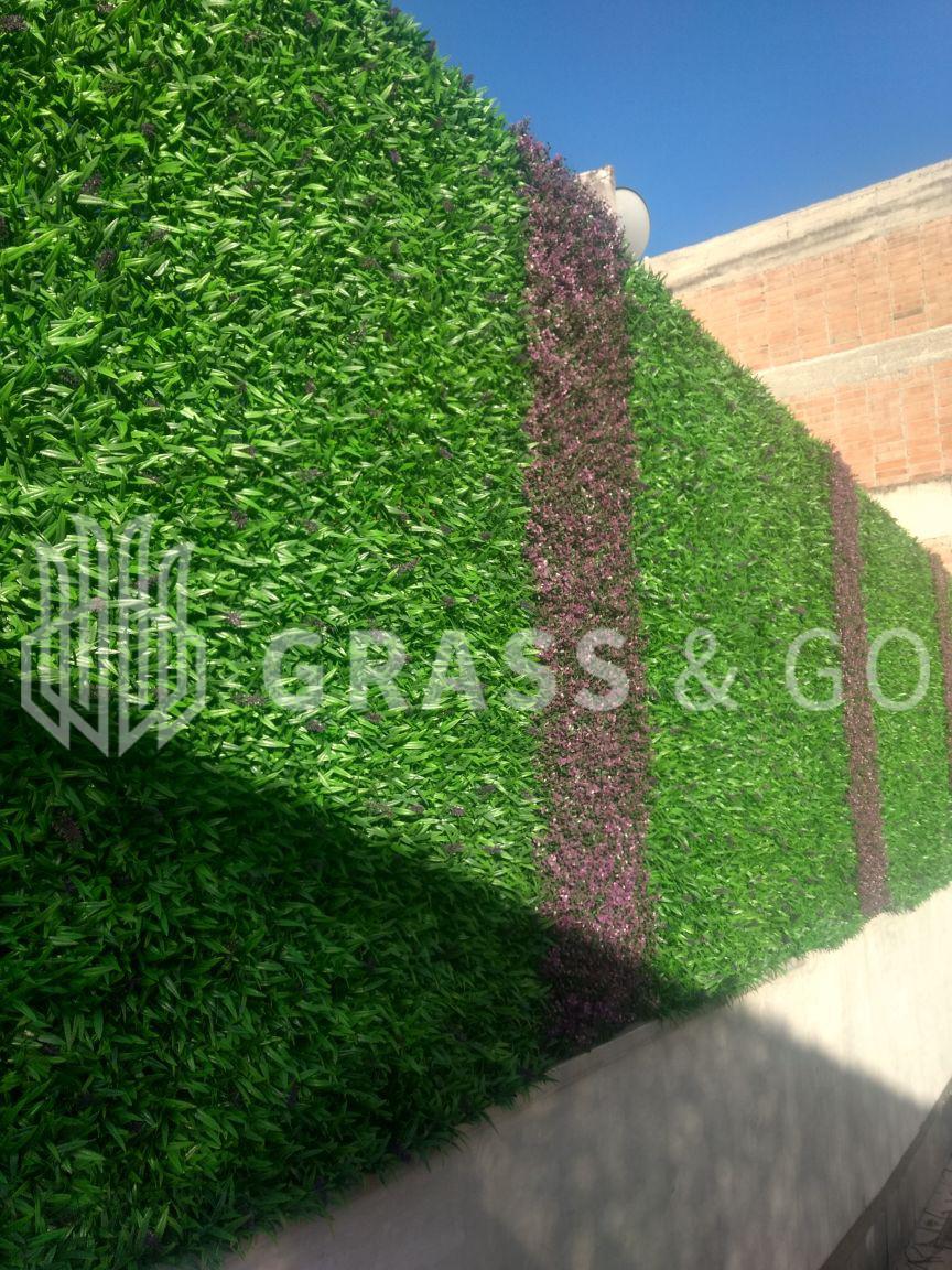 Jardin Vertical en CDMX: