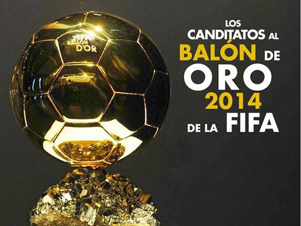 [HILO OFICIAL] Balón de Oro 2014